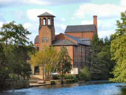 The Silk Mill - Derby's Museum of Industry and History