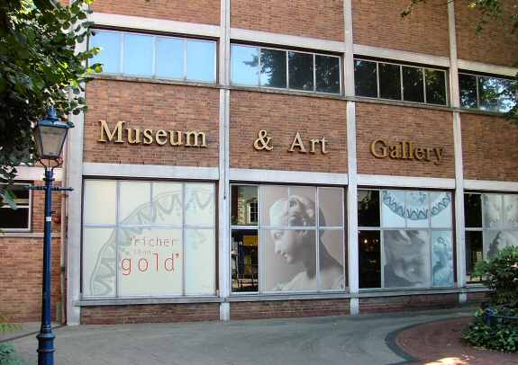 Derby City Museum and Art Gallery