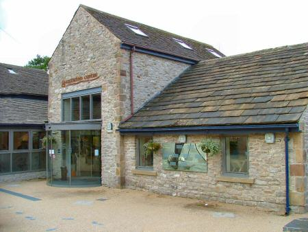 Castleton Centre - Museum and Tourist Information Centre - Denis Eardley