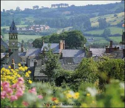 image from Discover Derbyshire - Wirksworth and the surrounding area